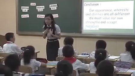 小学三年级英语优质课视频《General Studies》新标准英语