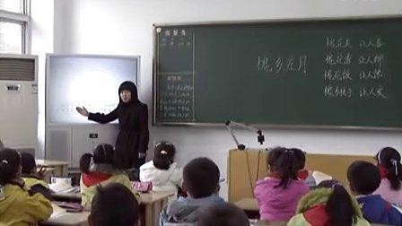 小学三年级语文优质课展示《槐乡五月》钱玲