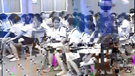 八年级初中音乐优质课视频下册《桑塔露琪亚》苏教版蒋静