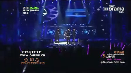 中字.2010_Melon_Music_Awards Part1