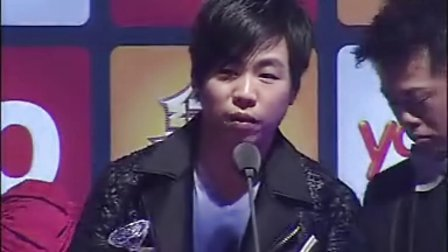 胡彦斌获得年度人气歌手 称奖励是最好鼓励 28