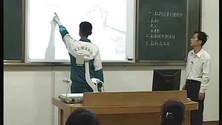 八年级物理优质课视频下册《杠杆及其平衡条件》_鲁教版_张健明