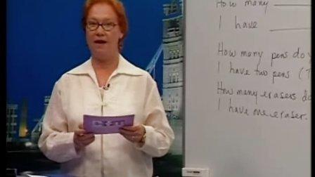 跟我学英语视频教程,入门级,02 How are you