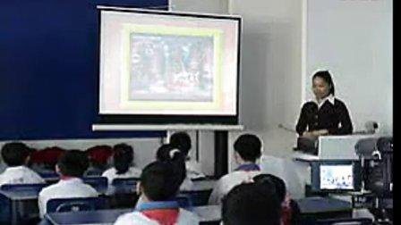 小学五年级音乐优质课视频《介绍京剧行当》