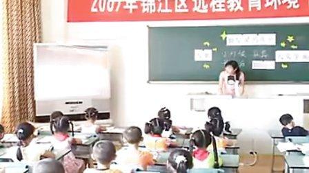 小学二年级语文优质课《数星星的孩子》