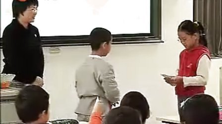 小学英语三年级优质课上册《Nail Soup》实录评说北师大版范老师