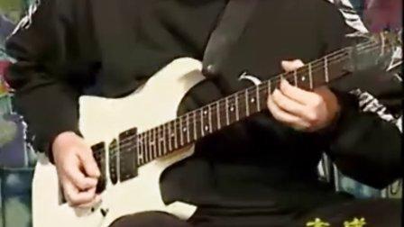 曹均电吉它视频教程--6减七音阶-动感之弦
