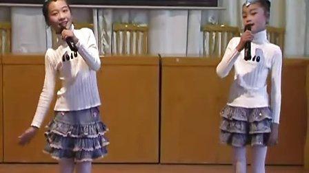 《七子之歌》小学音樂灵川县城关第一小学唱歌比赛五年級组