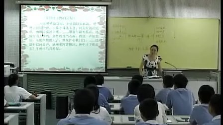 观舞记徐平初中一年级语文优质课实录