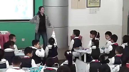 比一比崔红艳二年级数学课堂展示观摩课