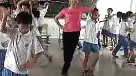 二年级快乐的舞蹈加伏特舞曲人音版人音版小学音乐1-6年级优质课视频专辑