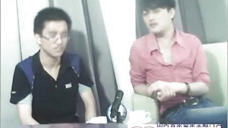 爱家论坛专访中国第一美男、反串明星邹开云(视频第二季)
