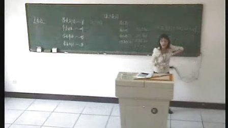 初高中音乐说课视频保卫黄河-综合一组省第三届一等奖作品