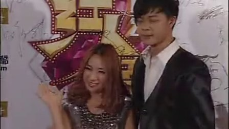 BQ红人榜联手优酷颁奖盛典 红毯部分 sara 05