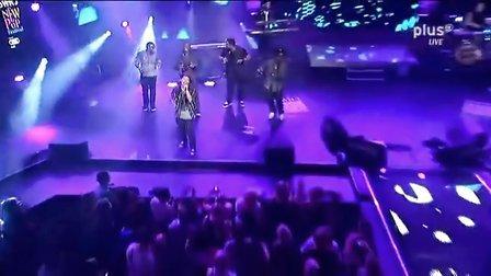 Bruno Mars -- SWR3 New Pop Festival 2011 音乐节