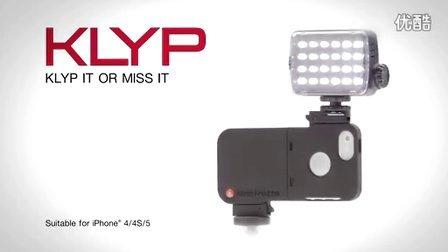 曼富图 MCKLYP5 IPHONE5 手机壳 专用配件 KLYP 自拍神器