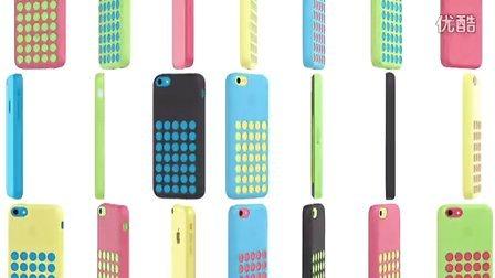 苹果iphone5c电视广告《Designed together》美国版