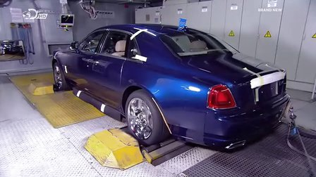 How Its Made - Dream Cars - Rolls Royce Phantom