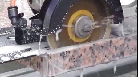 GPW-227 110mm 風動注水式石材切割機