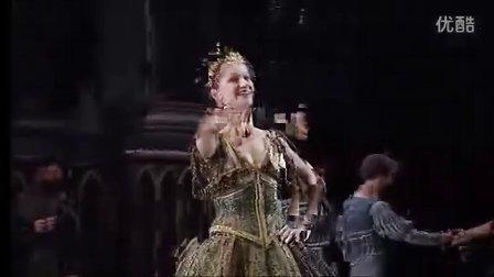 【唐吉尔看芭蕾】天鹅湖Swan Lake  第一幕女变奏2(ROH)