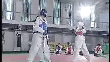 【侯韧杰 TKD 教学篇】之崔永福跆拳道26