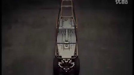 城市电动超跑- Tango 探戈电池车