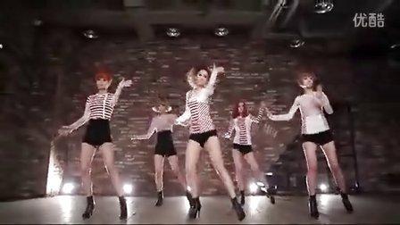 韩国性感长腿美女组合LPG最新欧陆风舞曲Angry