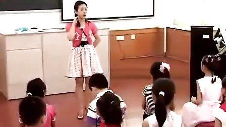 一年级咏鹅新课程小学音乐课堂优质课示范课例