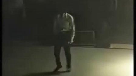 迈克尔杰克逊《Billie jean》排练真唱