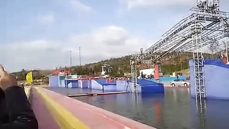 2011快乐向前冲年度总冠军刘宁比赛现场,刘宁打破记录23.08.