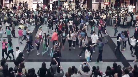 【猴姆独家】太劲爆了!史上最牛阿根廷阿迪达斯员工集体高难度街舞快闪Katy Perry四首经典热单!
