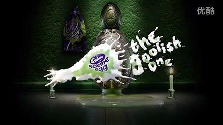 Cadbury Screme Egg 吉百利巧克力豆广告