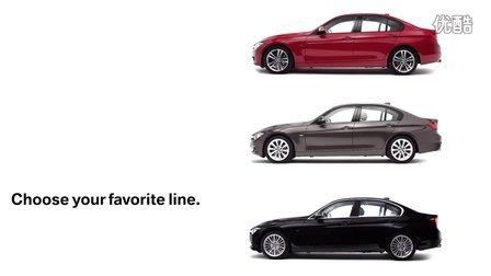 新宝马3系 The all new BMW 3 Series Sedan 2012