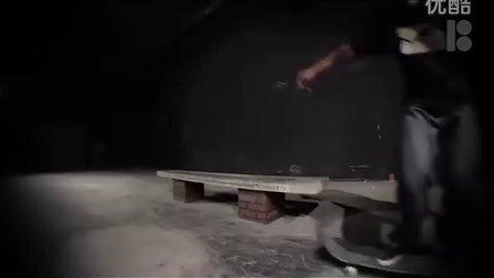 [TSS]P-Rod滑板动作教学之Backside TailSlides