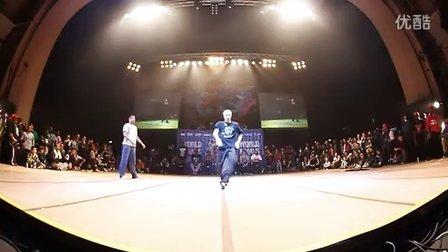 UK Champs 2011 Popping 决赛【官方版】Nelson vs Kite