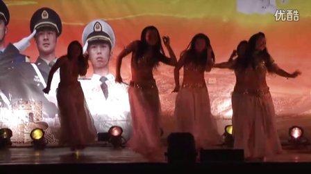 江苏红舞团 安徽来安剧院 肚皮舞演出