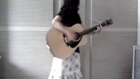 YUI cover I do it guitar 46takarai