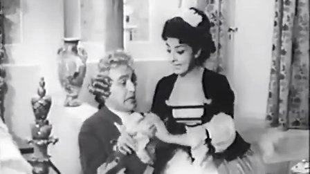 Pergolesi 佩尔戈莱西 《女仆作夫人》(La Serva Padrona)安娜莫芙 1962
