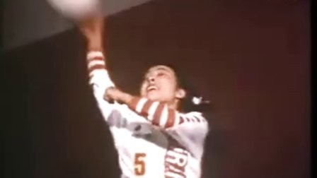 电视剧: 排球女将 第四集 1979