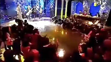 哈萨克斯坦电视节目«Саз әлемі»20.11.2011