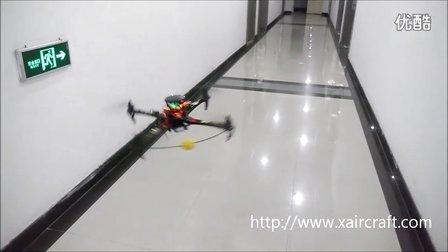 XAircraft FC1212-P 室内Carefree飞行