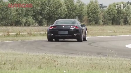 Fisker Karma video review feature by autocar