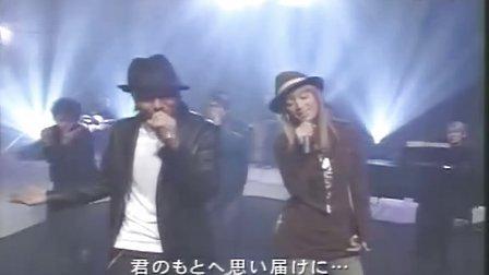 ayu 滨崎步 X Da Pump If... AYU READY02 2002.10.19