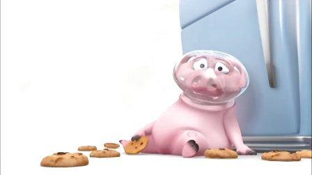 动画短片:永远吃不到曲奇的猪