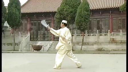 张云龙老师演示心意六合拳