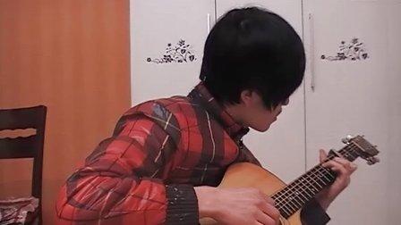 蔡盛 吉他弹唱  父亲 好听的吉他版本。。。