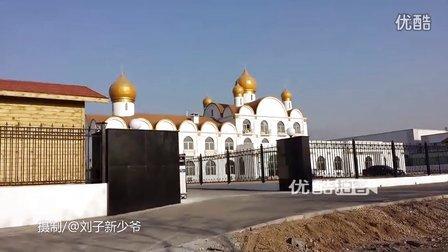 门头沟政府大楼似克里姆林宫
