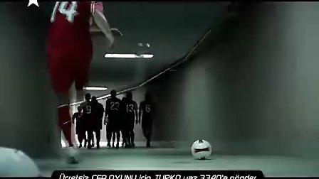 08欧洲杯土耳其广告——更衣室