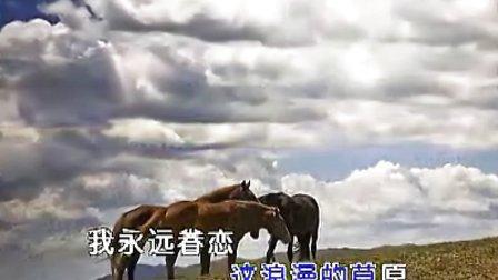 《浪漫的草原》赵曦鹏 聂庄村聂树永上传于20120310