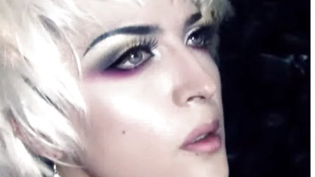 千变TONY--粉色变装皇后造型,(JeffreeStar,化妆造型师,网路红人,男扮女装,化妆教程